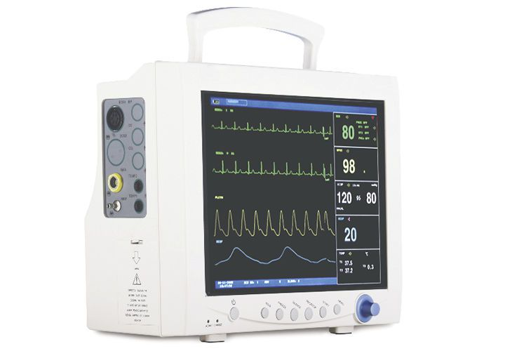 Compact multi-parameter monitor / with touchscreen 12.1'' TFT | CMS7000 Contec Medical Systems