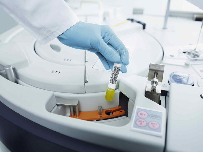 Automatic biochemistry analyzer 1200 tests/h | BioMajesty® JCA-BM6010/C DiaSys Diagnostic Systems