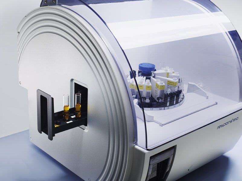 Automatic biochemistry analyzer / bench-top 150 tests/h | respons®910 DiaSys Diagnostic Systems