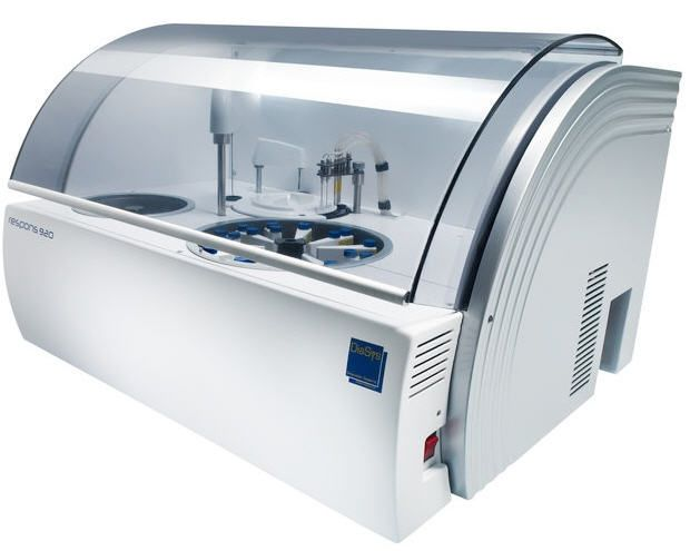 Automatic biochemistry analyzer / bench-top 200 tests/h | respons®920 DiaSys Diagnostic Systems