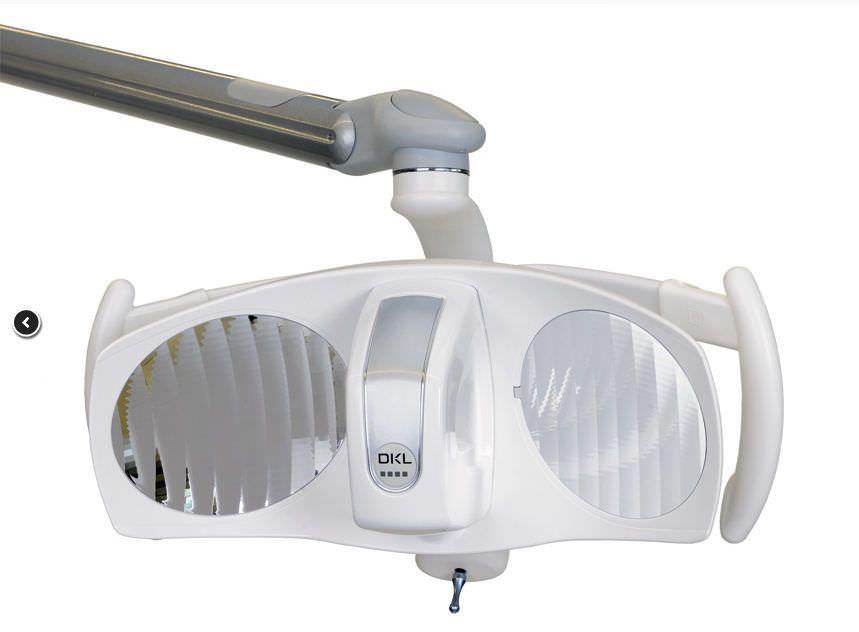 LED dental light / 1-arm D1 DKL CHAIRS