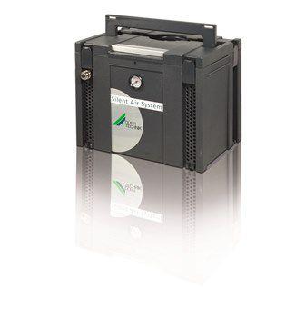 Laboratory air compression system / oil-free SAS DURR TECHNIK