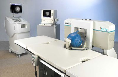 Extracorporeal lithotripter / compact / with C-arm / with lithotripsy table Compact XL Direx
