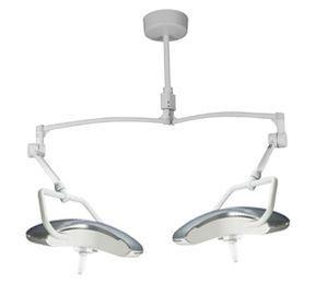 LED surgical light / 2-arm 2x 45 000 lux @ 1 m | AIM LED Burton Medical