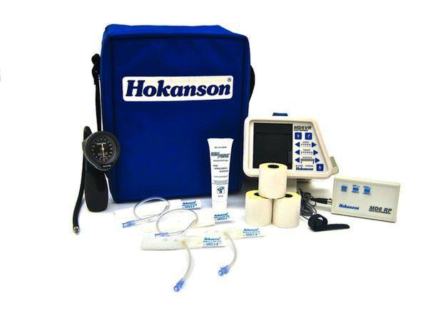 Photoplethysmograph examination kit Toe Pressure Kit D. E. Hokanson