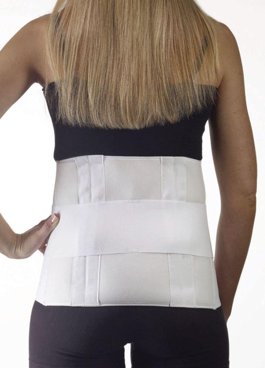 Sacral support belt / lumbar / lumbosacral (LSO) / with reinforcements 35-150 Corflex