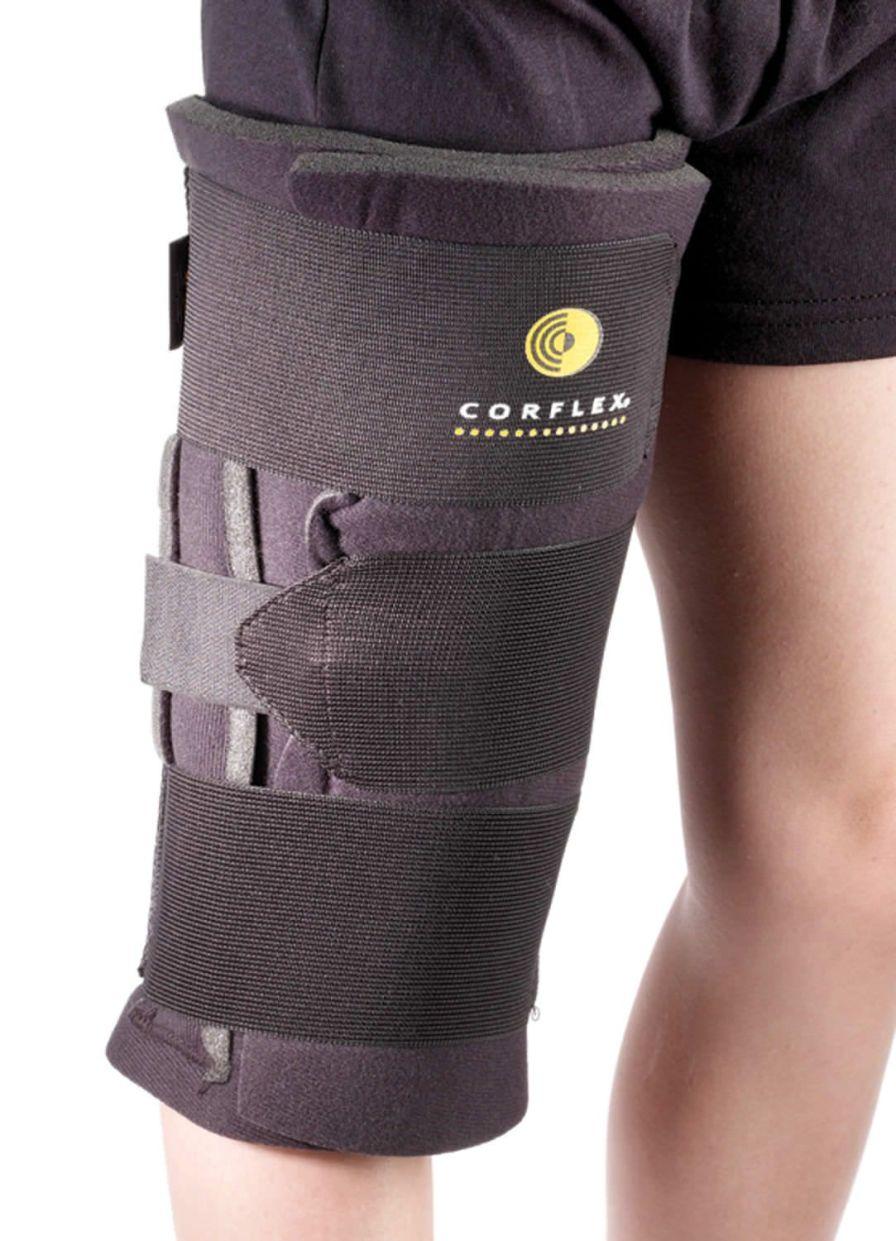 Knee splint (orthopedic immobilization) 75-1650 Corflex