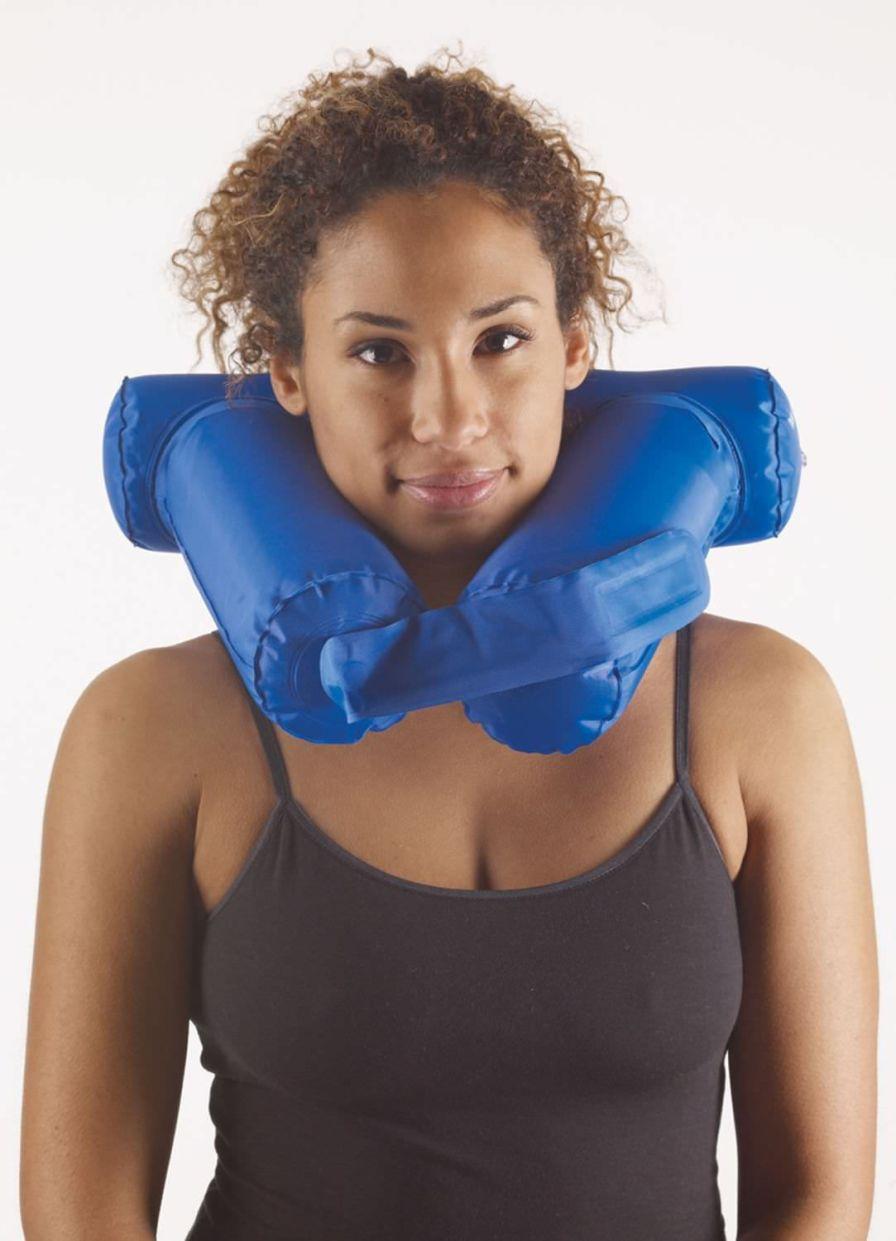 Positioning cushion / air / neck / anatomical 84-4051-100, 84-4051-300 Corflex
