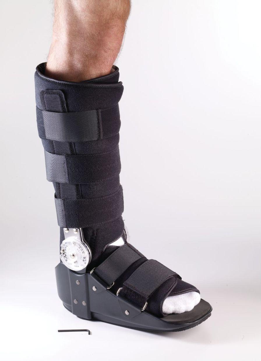 Long walker boot / articulated 79-1070 / 79-1071 / 79-1072 Corflex