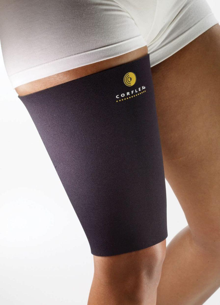 Thigh sleeve (orthopedic immobilization) 88-150X, 88-151X Corflex