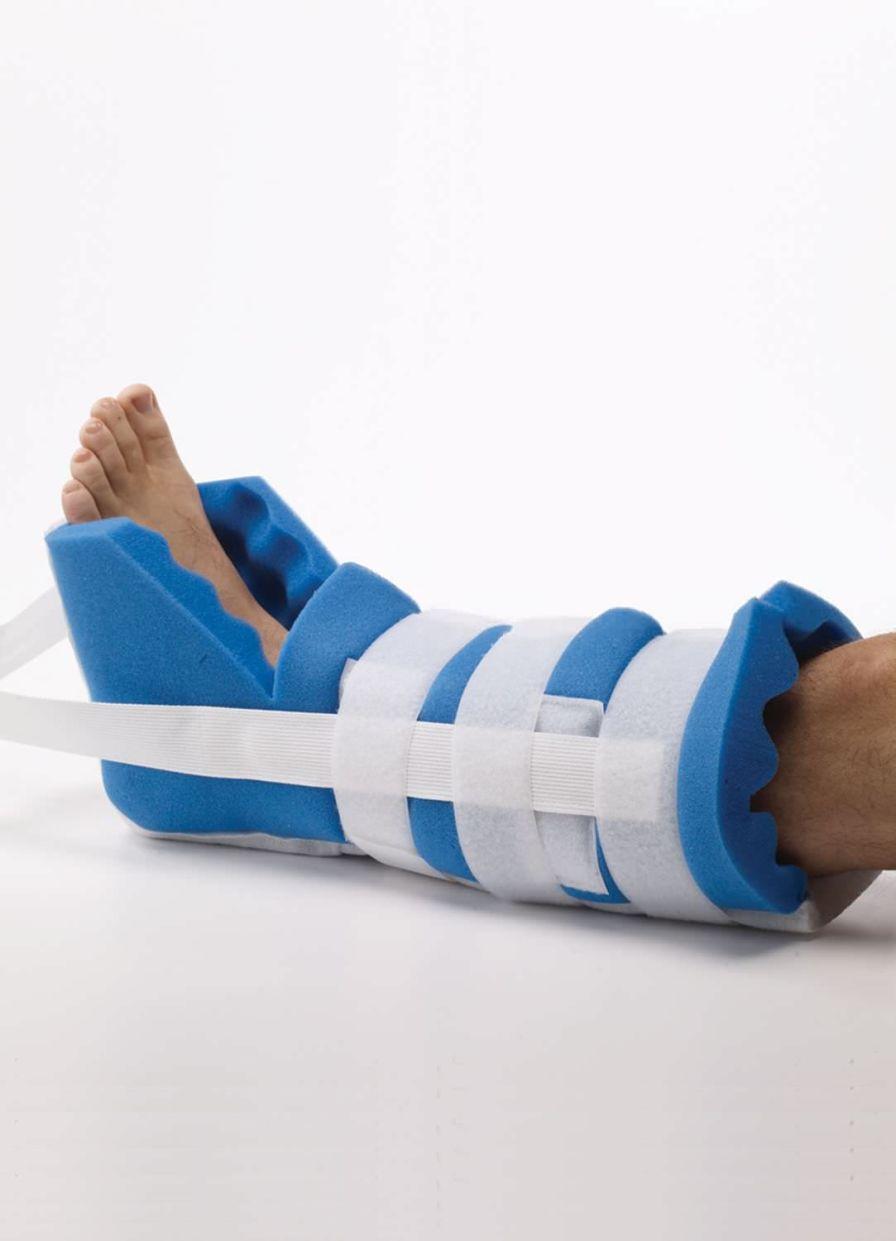 Tibia splint (orthopedic immobilization) / Buck's traction 54-2150 Corflex