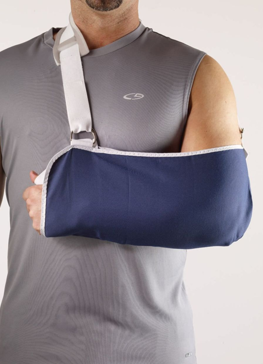 Human arm sling 21-1870 / 21-1871 / 21-1872 / 21-1873 / 21-1874 Corflex
