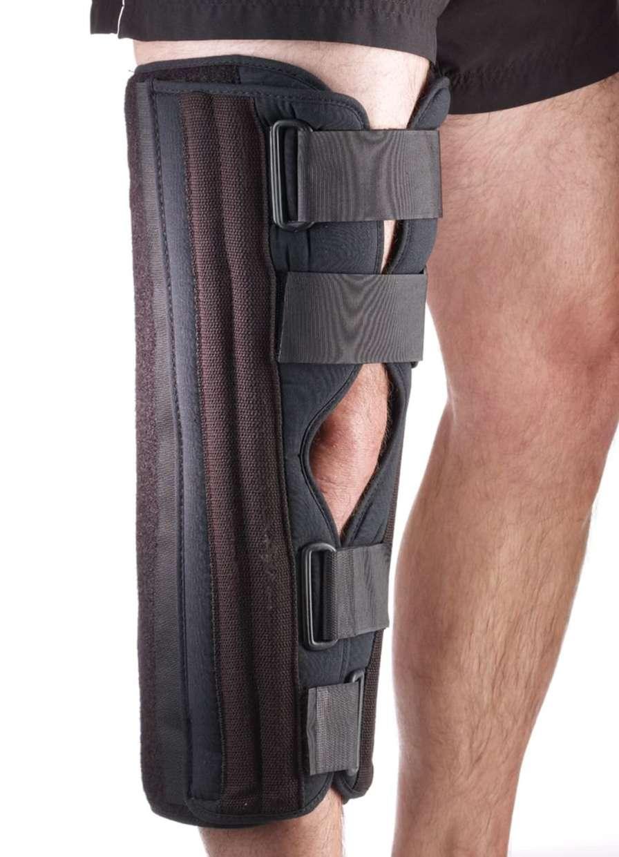Knee splint (orthopedic immobilization) 51-711X, 51-712X Corflex