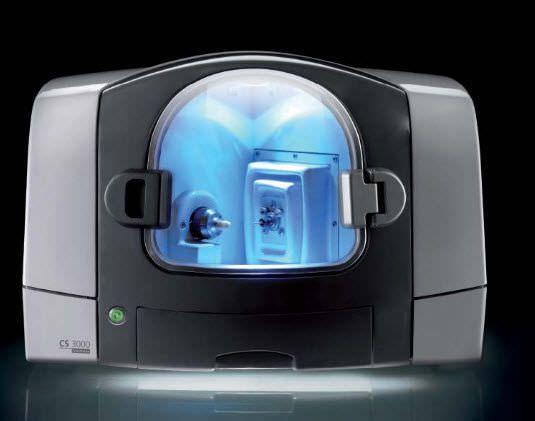 CAD/CAM milling machine / desk CS 3000 Carestream Dental