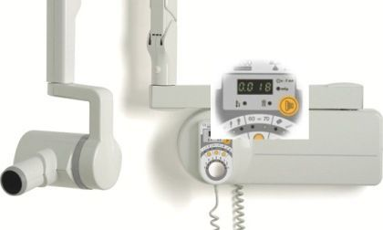 Dental x-ray generator (dental radiology) / digital / wall-mounted CS 2200 Carestream Dental