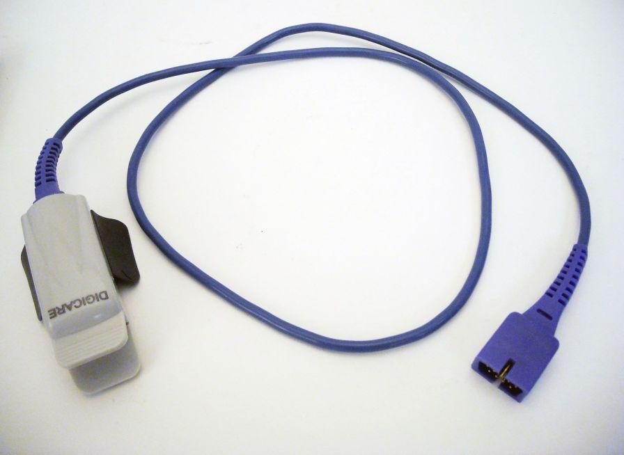 Fingertip SpO2 sensor PO711 Digicare Biomedical Technology