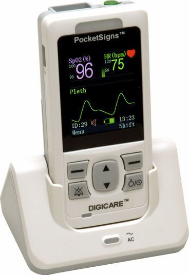 Vital signs monitor PS8x Digicare Biomedical Technology