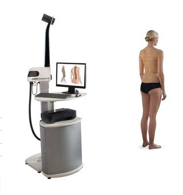 Posture functional capacity evaluation system formetric 4D DIERS International