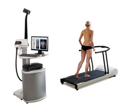 Gait functional capacity evaluation system 4D motion® Lab DIERS International