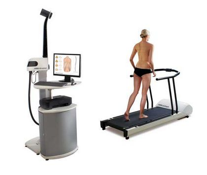 Gait functional capacity evaluation system 4D motion® DIERS International