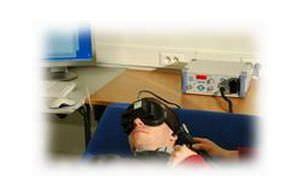 Videonystagmography system vestibular disorder testing system NysStar II DIFRA