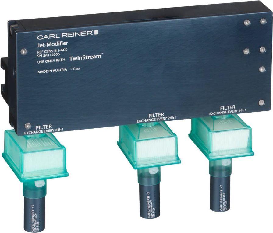 高频喷气机/复苏喷气机调节剂CARL REINER GMBH