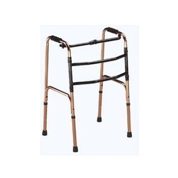 Folding walker / height-adjustable Max. 120 kg | REZI Bischoff & Bischoff