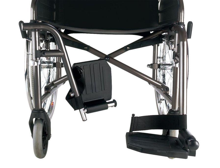 Passive wheelchair Max. 125 kg | S-ECO 2 Bischoff & Bischoff