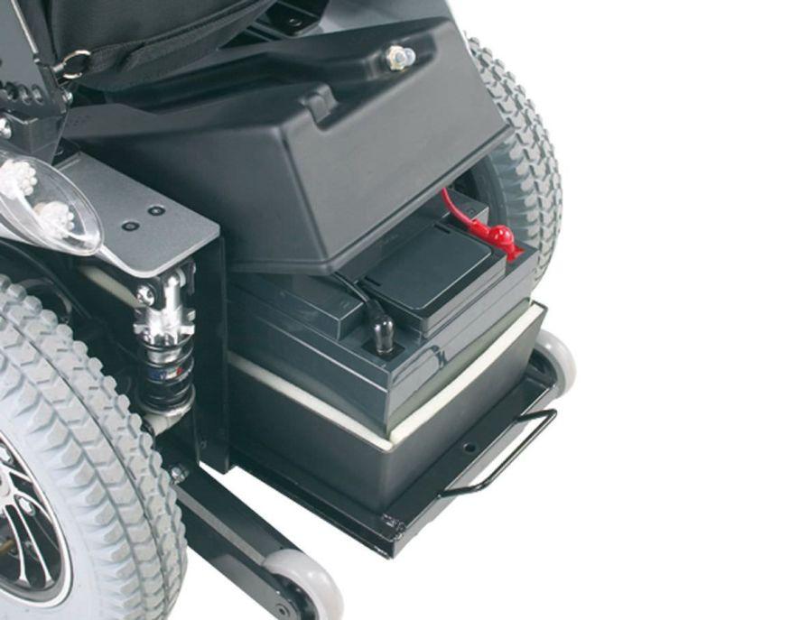 Electric wheelchair / interior / exterior Max. 120 kg | TERRA Bischoff & Bischoff