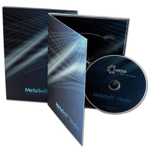 Medical software / CPET MetaSoft® Studio CORTEX Biophysik