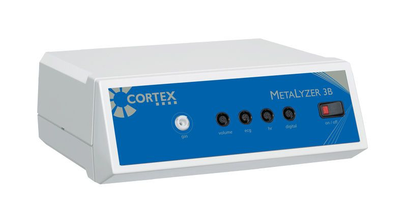 Cardio-respiratory stress test equipment / desk METALYZER® CORTEX Biophysik