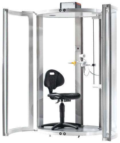 Body plethysmograph BodyBox Evolution CORTEX Biophysik
