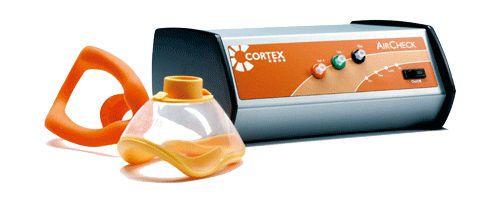 Cardio-respiratory stress test equipment / desk AIRCHECK® CORTEX Biophysik