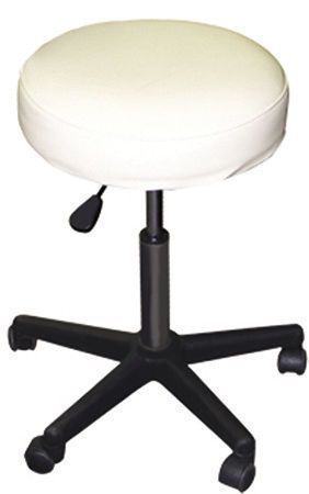 Medical stool / height-adjustable / on casters Solutions Custom Craftworks