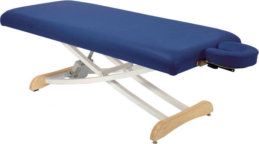 Electrical massage table / height-adjustable / 1 section Elegance Basic Custom Craftworks