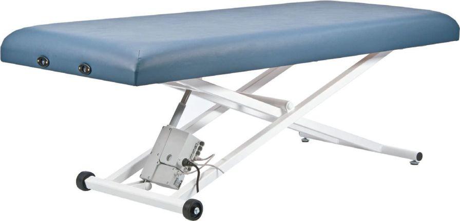 Electrical massage table / height-adjustable / 1 section Elegance Pro Basic Custom Craftworks