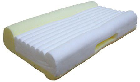 Medical pillow / foam / anatomical Relax Right 90104 Custom Craftworks