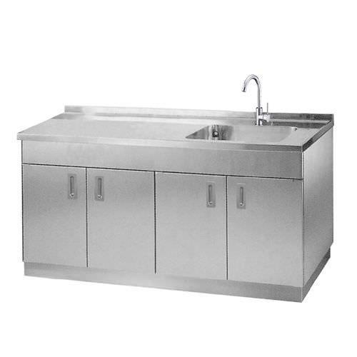 Stainless steel surgical sink / 1-station JDTQX112 BEIJING JINGDONG TECHNOLOGY CO., LTD