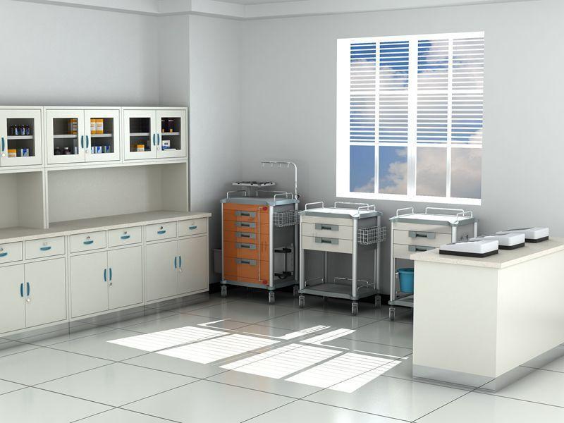 Treatment room / modular JDTZL111 BEIJING JINGDONG TECHNOLOGY CO., LTD