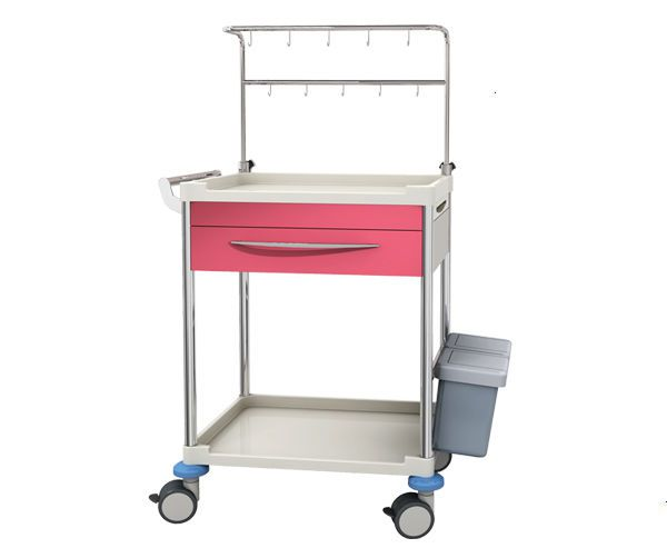 Intravenous procedure trolley / treatment / with drawer JDESE254 A BEIJING JINGDONG TECHNOLOGY CO., LTD