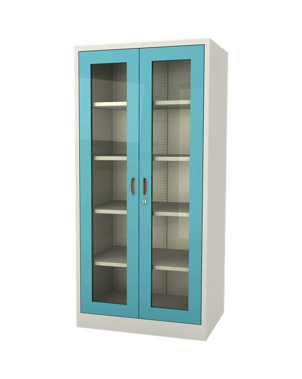 Storage cabinet / medical / for healthcare facilities / double module JDGYX111 BEIJING JINGDONG TECHNOLOGY CO., LTD