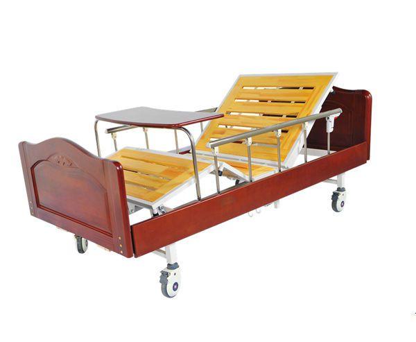 Homecare bed / mechanical / on casters / 4 sections JDCJJ111 BEIJING JINGDONG TECHNOLOGY CO., LTD