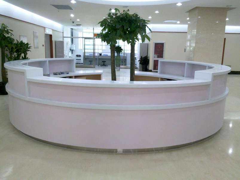 Reception desk / for healthcare facilities JDTSH010 B BEIJING JINGDONG TECHNOLOGY CO., LTD