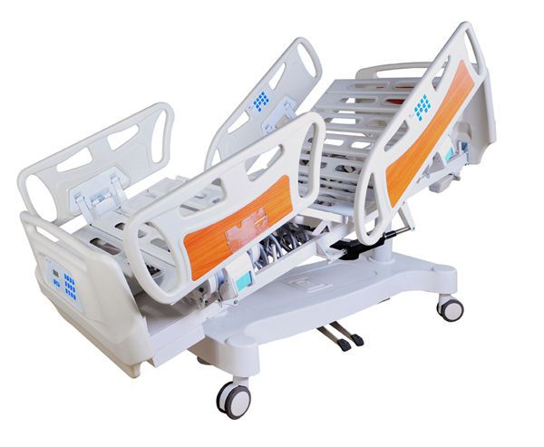 Intensive care bed / electrical / height-adjustable / 4 sections JDCJF321 BEIJING JINGDONG TECHNOLOGY CO., LTD