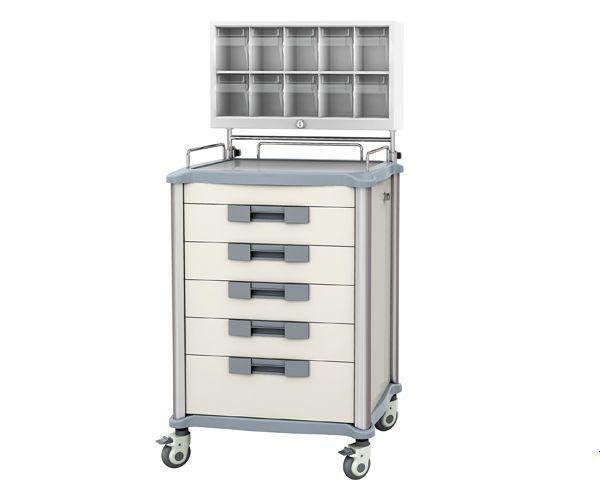 Anesthesia trolley / with shelf unit JDEMZ234 B BEIJING JINGDONG TECHNOLOGY CO., LTD
