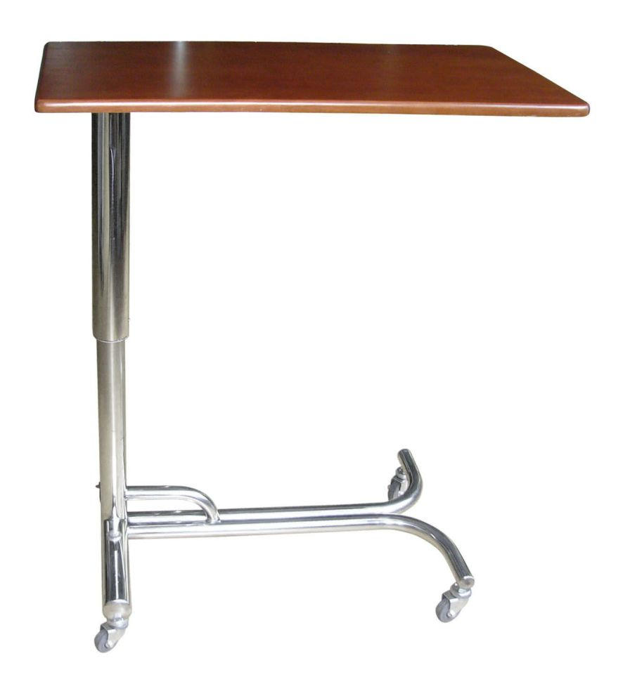 Overbed table / on casters / height-adjustable JDTCZ112 BEIJING JINGDONG TECHNOLOGY CO., LTD