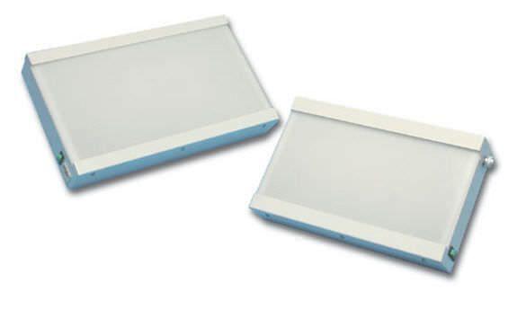 White light X-ray film viewer / with switch 730/00 CARLO DE GIORGI SRL