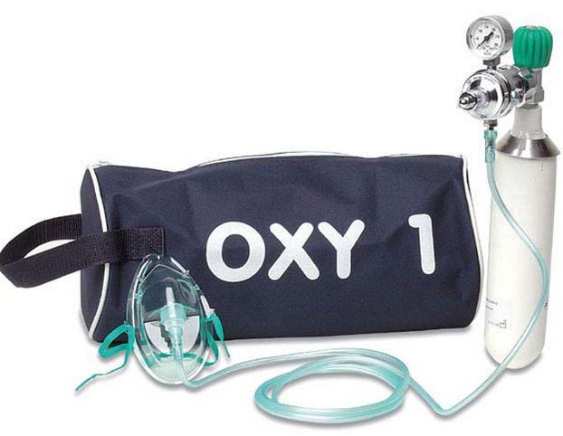 Manual resuscitation medical kit 744/01 CARLO DE GIORGI SRL