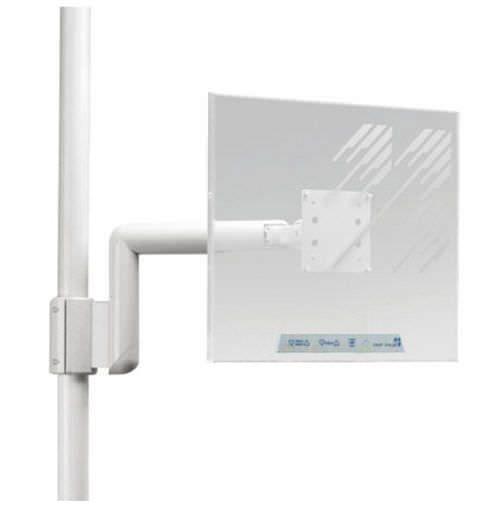 Dental monitor support arm 87010000/NC CARLO DE GIORGI SRL