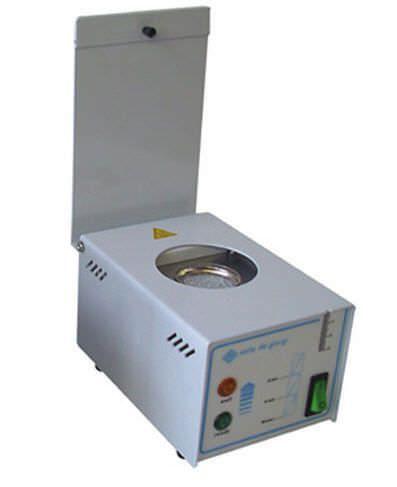 Dental sterilizer / glass bead / bench-top 712/00 CARLO DE GIORGI SRL